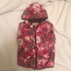 Lined Rain Jacket